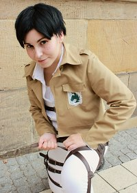 Cosplay-Cover: Marco Bodt [Militairy Police]