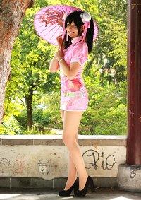 Cosplay-Cover: Nico Yazawa (Cheongsam)