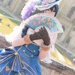 Cosplay: Sonoda Umi ❀ Ball ● Idolized ❀