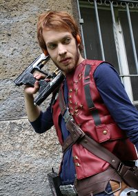 Cosplay-Cover: Starlord waistcoat ver.