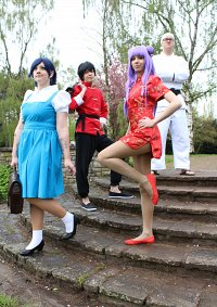 Cosplay-Cover: Ranma