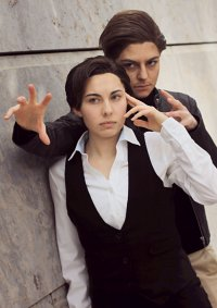 Cosplay-Cover: Charles Xavier (Vest + Jacket)