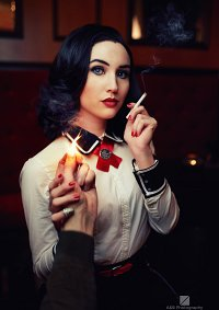 Cosplay-Cover: Elizabeth Comstock [Burial at Sea]