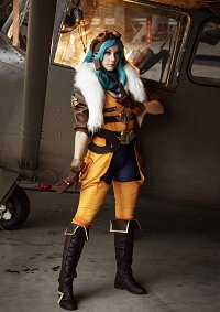 Cosplay-Cover: Aviator Irelia