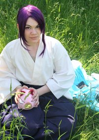 Cosplay-Cover: Okita Souji [Shinsengumi]