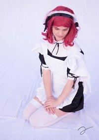 Cosplay-Cover: Maki Nishikino Maid