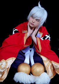 Cosplay-Cover: Demon Dog King Kanata