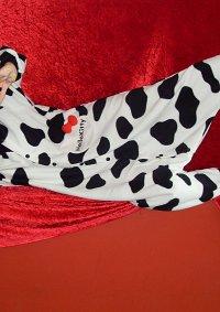 Cosplay-Cover: Kigurumi - Kitty Cow