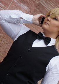Cosplay-Cover: Bourbon