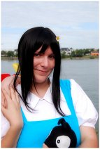 Cosplay-Cover: Akane Tendo (Langhaar Version)