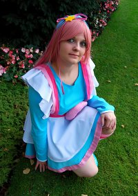 Cosplay-Cover: Moonglo [Rainbow Brite]