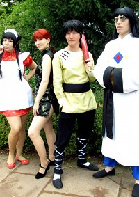 Cosplay-Cover: Mousse