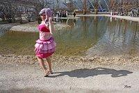 Cosplay-Cover: Schein (Barbie - Modezauber in Paris)