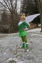 Cosplay-Cover: Tinkerbell (winter woods)