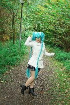 Cosplay-Cover: Miku Hatsune ~Herbstoutfit~