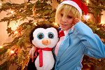Cosplay-Cover: Hazuki Nagisa ~Weihnachten~