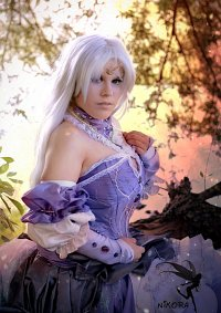 Cosplay-Cover: Lady Amalthea Design NoFlutter