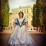 Cosplay: Kaiserin Elisabeth von Österreich und Ungarn Sisi