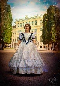 Cosplay-Cover: Kaiserin Elisabeth von Österreich und Ungarn Sisi