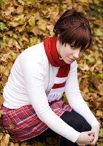 Cosplay-Cover: Minako Arisato『女性主人公』 »Winter-Holidays«
