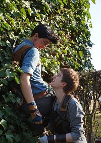Cosplay-Cover: Thomas [The Maze Runner]