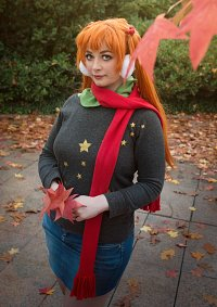 Cosplay-Cover: Asuka - Herbst [*]