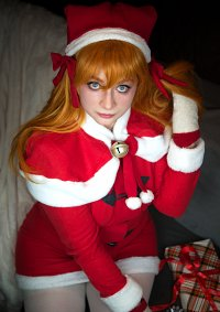 Cosplay-Cover: Asuka Santa (XMas) [*]