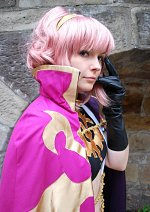 Cosplay-Cover: Anya Alstreim (Knight of Six)