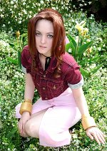 Cosplay-Cover: Aerith Gainsborough [Old]