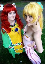 Cosplay-Cover: Purim