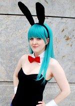 Cosplay-Cover: Bulma (Bunny Version)