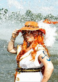 Cosplay-Cover: Nami [15th Anniversary]