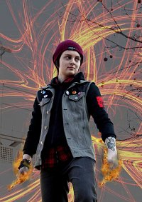 Cosplay-Cover: Delsin Rowe | InFAMOUS Second Son