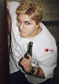 Cosplay-Cover: Ethan Winters [RE VII]