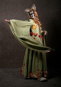 Cosplay-Cover: Lady Larka (Spirit of Autumn)
