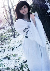Cosplay-Cover: White Gothic