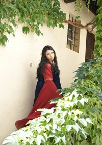 Cosplay-Cover: Arwen Undomiel (Red Dress)
