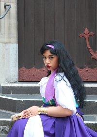 Cosplay-Cover: Esmeralda (Der Glöckner von Notre Dam)