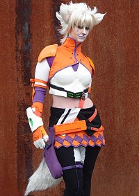 Cosplay-Cover: Chimera (Infinity - the Game)