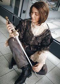 Cosplay-Cover: Arya Stark