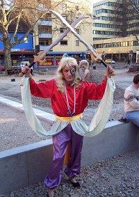 Cosplay-Cover: Ageha als Kicho - M.Butterflys Tänzerin