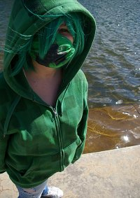 Cosplay-Cover: Creeper [Human Version]