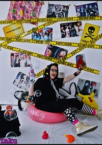 Cosplay-Cover: the M:A:D PInku