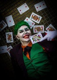 Cosplay-Cover: The Joker [cartoon]