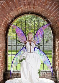 Cosplay-Cover: Fairy Park Statue
