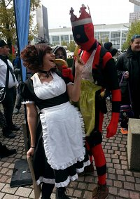 Cosplay-Cover: Maid (oder so...)
