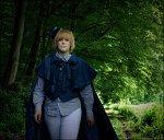 Cosplay-Cover: Arthur Kirkland - England - Halloween