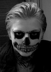 Cosplay-Cover: Tate Langdon {Skeleton} [American Horror Story]