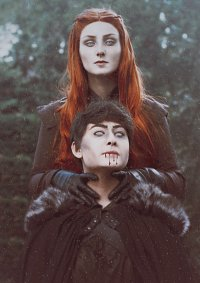 Cosplay-Cover: Sansa Stark (S07)