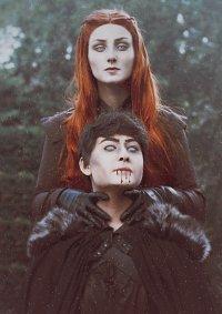 Cosplay-Cover: Sansa Stark (S07)